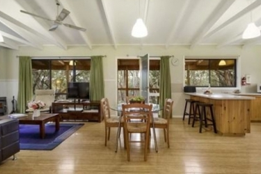 Hotel Countrywide Cottages: Roof Garden BAMBRA - VICTORIA