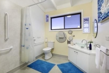 Hotel Countrywide Cottages: Bathroom BAMBRA - VICTORIA