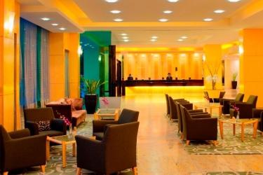 Radisson Hotel Brunei Darussalam: Lobby BANDAR SERI BEGAWAN