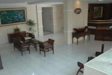 Hotel Serena: Hall BANDUNG