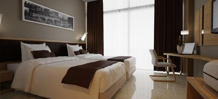 Pasar Baru Square Hotel: Geburtstagsfeierbereich BANDUNG