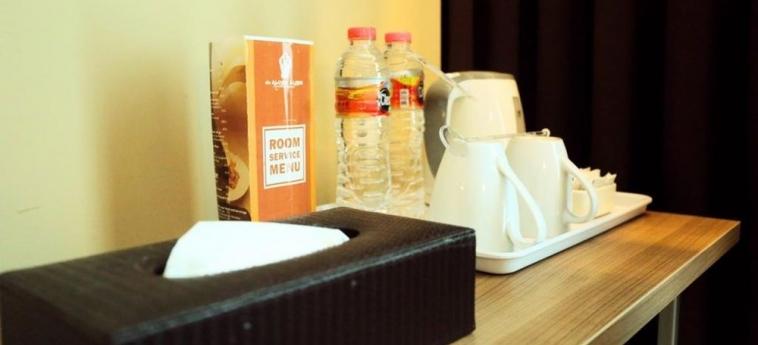 Pasar Baru Square Hotel: In-Zimmer Dienste BANDUNG