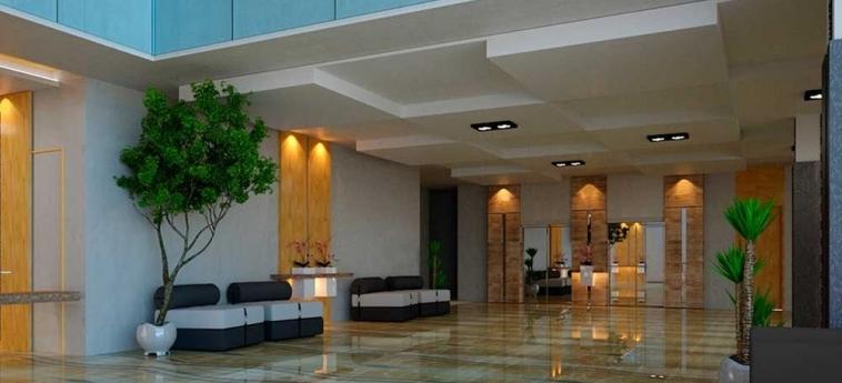 Pasar Baru Square Hotel: Lobby BANDUNG