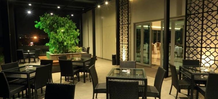 Pasar Baru Square Hotel: Lounge BANDUNG