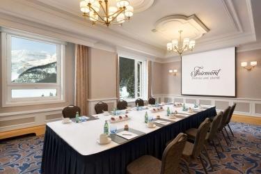 Hotel Fairmont Chateau Lake Louise: Hoteldetails BANFF