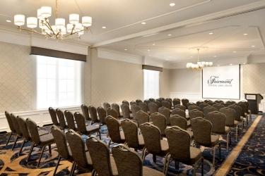 Hotel Fairmont Chateau Lake Louise: Konferenzsaal BANFF
