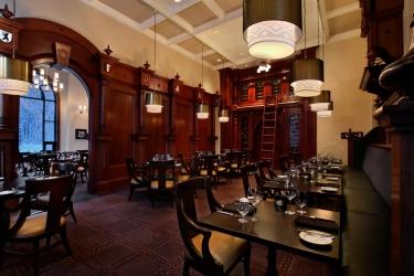 Hotel Fairmont Chateau Lake Louise: Restaurant BANFF