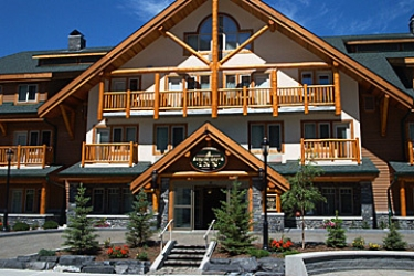 Hotel Canalta Lodge: Entrada BANFF