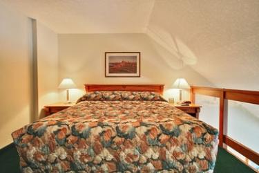 Hotel Canalta Lodge: Habitacion Suite BANFF