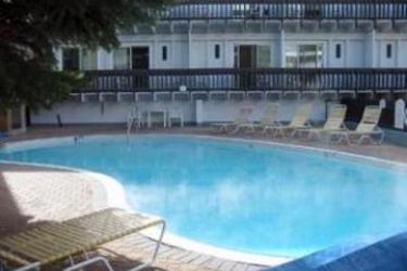 Hotel Canalta Lodge: Piscina Exterior BANFF