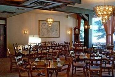 Hotel Canalta Lodge: Sala de Desayuno BANFF