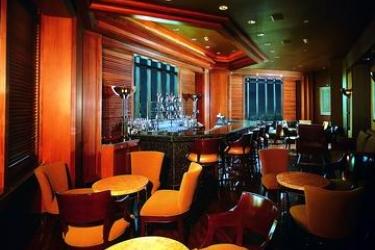 Hotel The Peninsula Bangkok: Bar BANGKOK