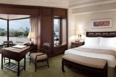 Hotel The Peninsula Bangkok: Camera Deluxe BANGKOK