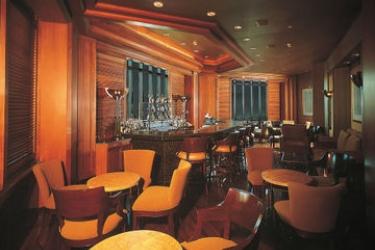 Hotel The Peninsula Bangkok: Lounge Bar BANGKOK