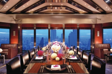Hotel The Peninsula Bangkok: Sala Riunioni BANGKOK