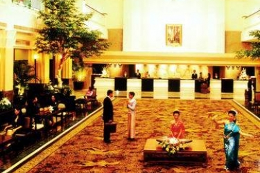 Hotel Twin Towers: Lobby BANGKOK