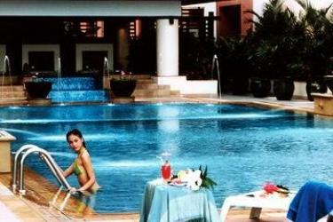 Hotel Twin Towers: Piscina BANGKOK