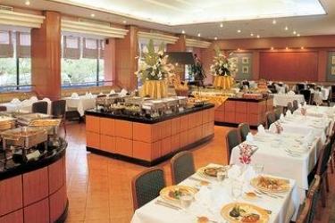 Hotel Twin Towers: Ristorante BANGKOK
