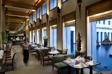 Hotel Sukhothai: Frühstücksraum BANGKOK