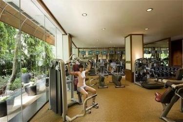 Hotel Sukhothai: Health Club BANGKOK