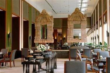 Hotel Sukhothai: Lounge Bar BANGKOK