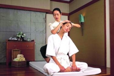 Hotel Sukhothai: Spa BANGKOK