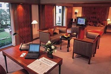 Hotel Sukhothai: Suite Room BANGKOK