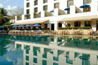 Hotel Sukhothai: Swimming Pool BANGKOK