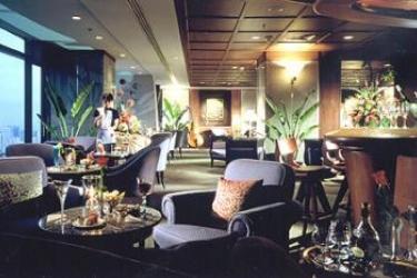 Hotel Banyan Tree: Bar BANGKOK