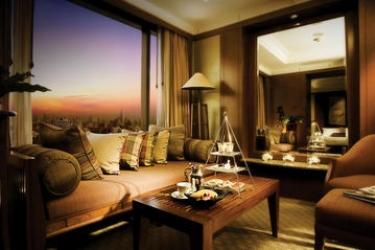 Hotel Banyan Tree: Chambre Suite BANGKOK