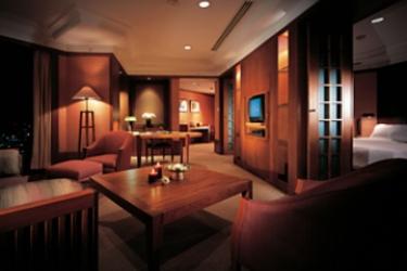 Hotel Banyan Tree: Chambre BANGKOK