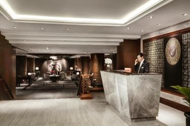 Hotel Banyan Tree: Lobby BANGKOK