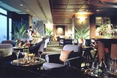 Hotel Banyan Tree: Lounge Bar BANGKOK