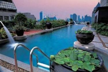 Hotel Banyan Tree: Piscine Découverte BANGKOK