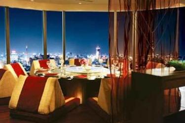 Hotel Banyan Tree: Restaurant BANGKOK