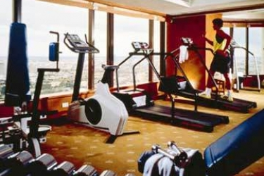 Hotel Banyan Tree: Salle de Gym BANGKOK