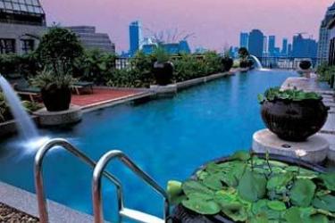 Hotel Banyan Tree: Swimming Pool BANGKOK