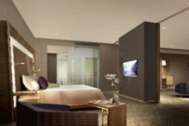 Hotel Novotel Bangkok Platinum Pratunam: Chambre Suite BANGKOK