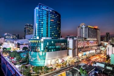 Hotel Novotel Bangkok Platinum Pratunam: Exterieur BANGKOK