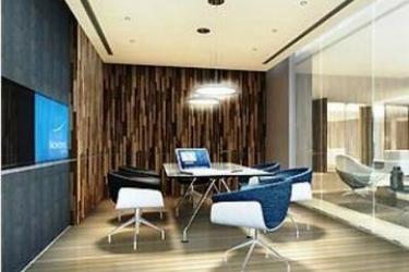 Hotel Novotel Bangkok Platinum Pratunam: Salle de Conférences BANGKOK