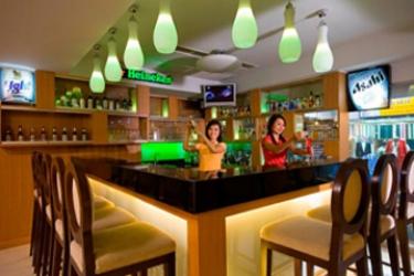 Hotel Furama Silom, Bangkok: Bar BANGKOK