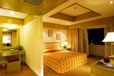 Hotel Furama Silom, Bangkok: Camera Junior Suite BANGKOK