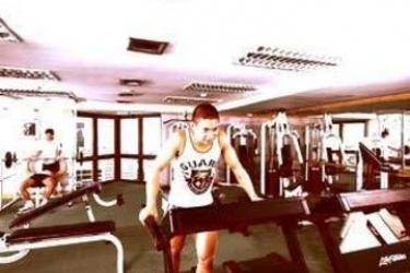 Hotel Furama Silom, Bangkok: Centro Fitness BANGKOK
