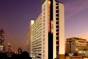 Hotel Furama Silom, Bangkok: Esterno BANGKOK