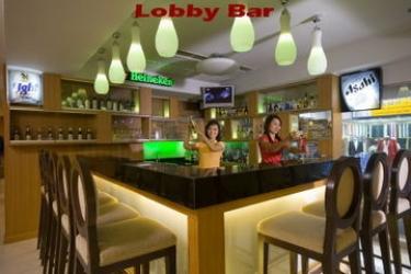 Hotel Furama Silom, Bangkok: Lounge Bar BANGKOK
