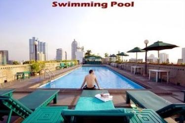 Hotel Furama Silom, Bangkok: Piscina BANGKOK