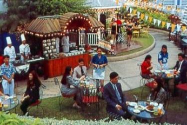 Hotel Furama Silom, Bangkok: Ristorante BANGKOK