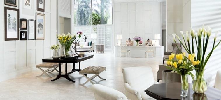 Hotel Oriental Residence Bangkok: Lobby BANGKOK