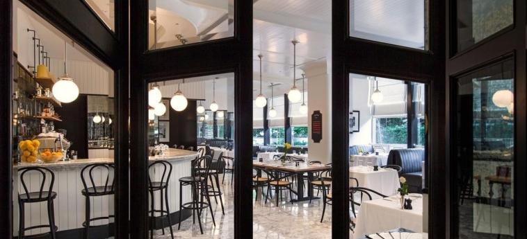 Hotel Oriental Residence Bangkok: Ristorante BANGKOK