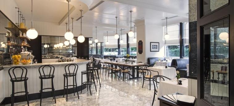 Hotel Oriental Residence Bangkok: Caffetteria BANGKOK